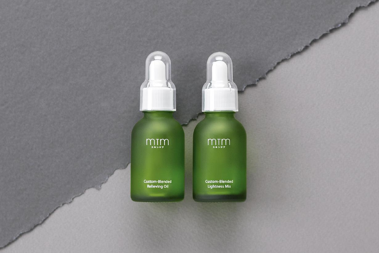 Image of 秋季來了,MTM 的護膚油可以幫你保持肌膚的潤澤感
