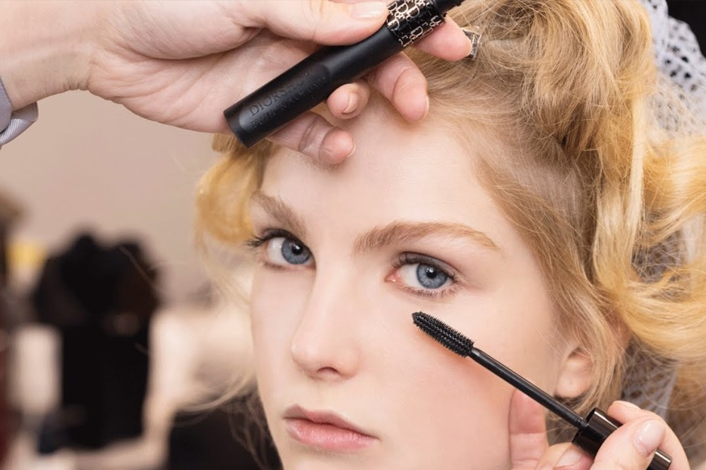 Mascara Backstage Makeup