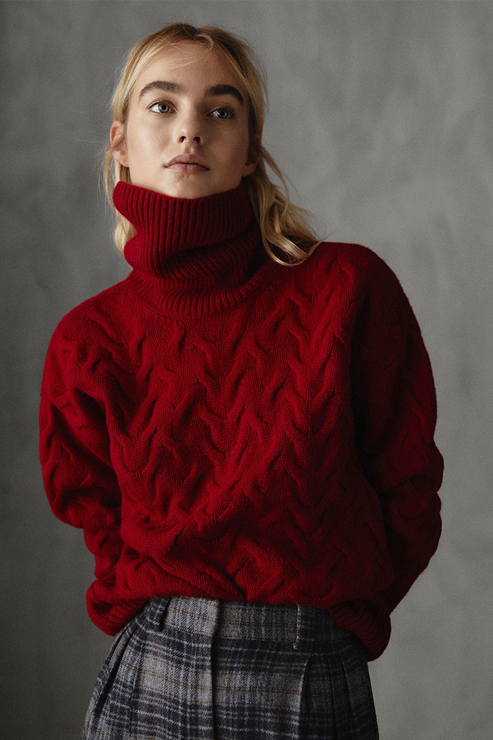 Zara's Sister Brand Massimo Dutti