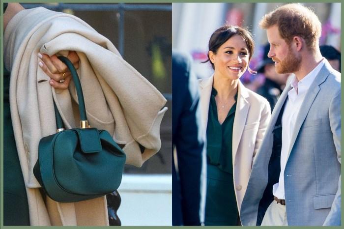 原來梅根王妃也用 It Bag?職場女性都想模仿她這套出訪打扮!