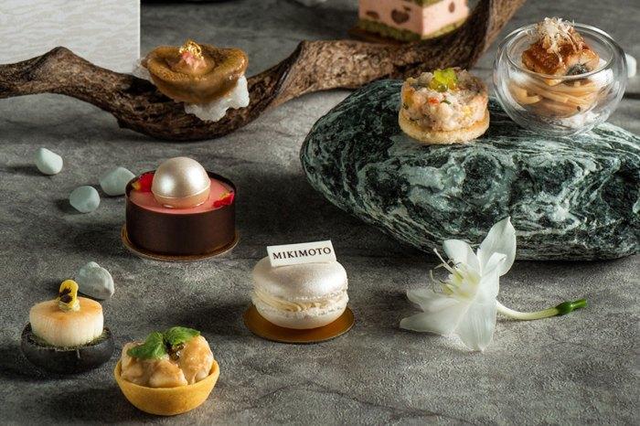 Mikimoto 推出珍珠主題下午茶!週末與好姊妹優雅打個卡