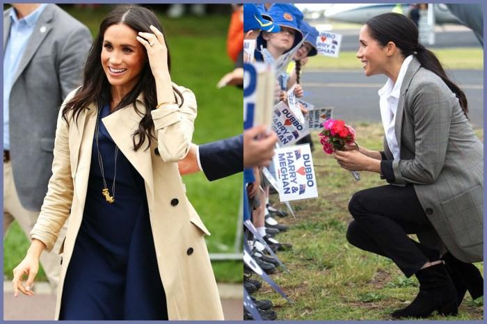 梅根王妃收到新的冠冕和頸鏈,卻不是哈里王子或皇室所送?