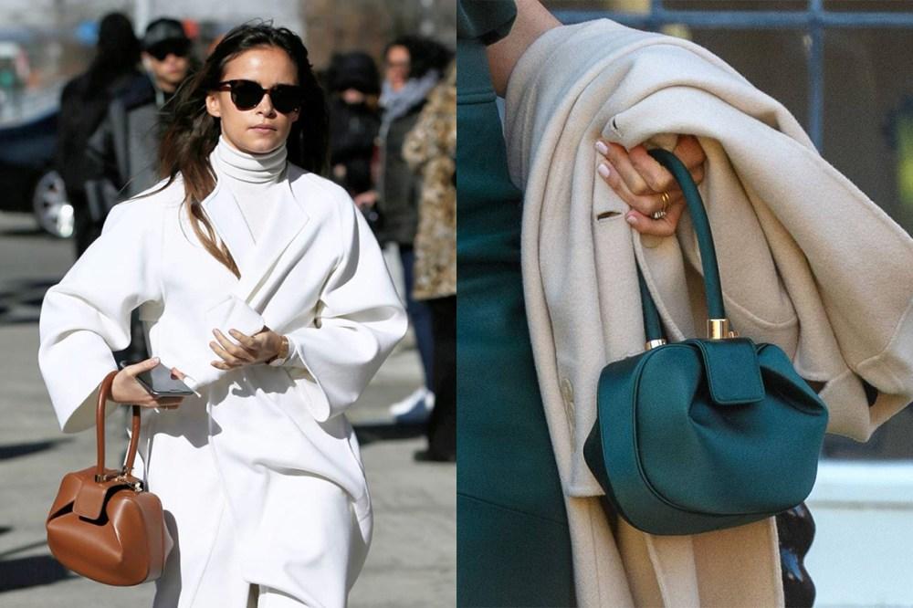 Meghan Markle's Gabriela Hearst Nina Bag