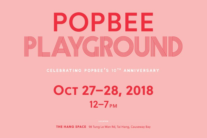 POPBEE 10th Anniversary Celebration!