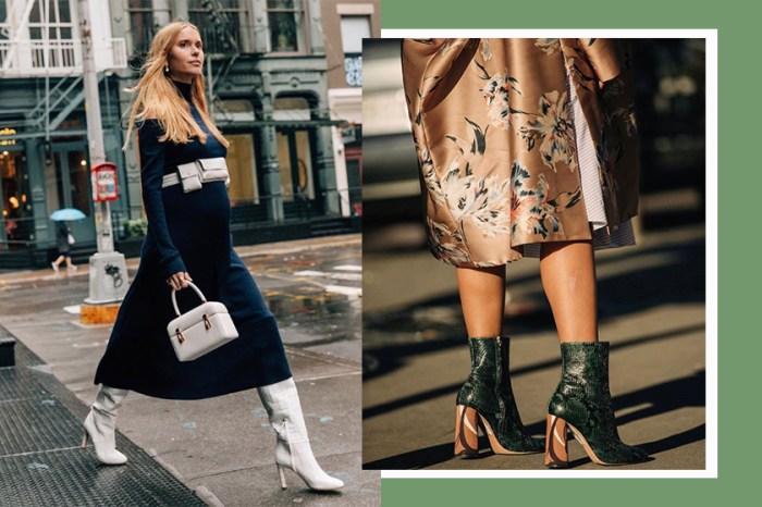 打開法國女生的秋冬鞋櫃:在巴黎街頭頻繁出現的 5 大靴款!
