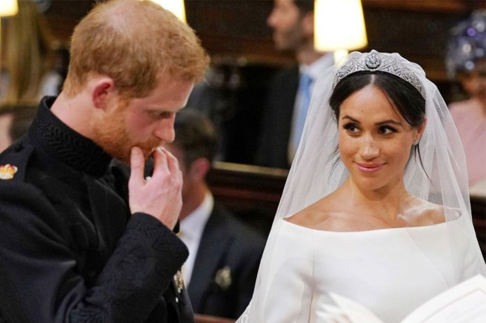 梅根大婚當日的造型這麼美,原來哈里王子和英女王也有份給意見!