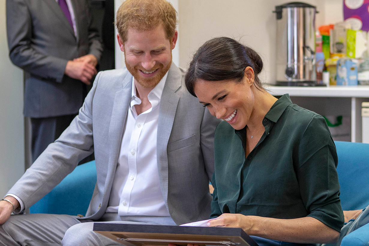Meghan Markle and Prince Harry new dog name is wrong