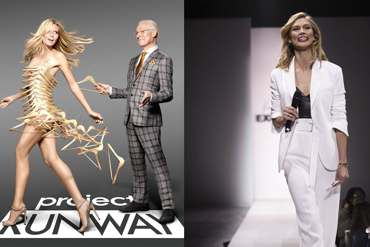 Karlie Kloss Will Join Brandon Maxwell and Christian Siriano on the New Project Runway