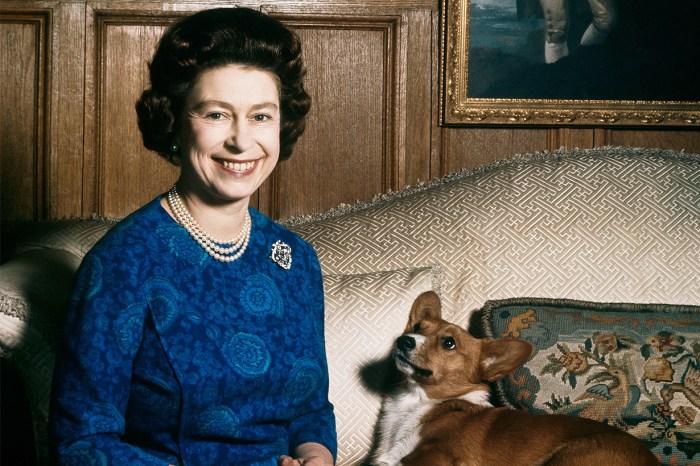一個時代的終結:英女王的最後一隻哥基犬去世了……