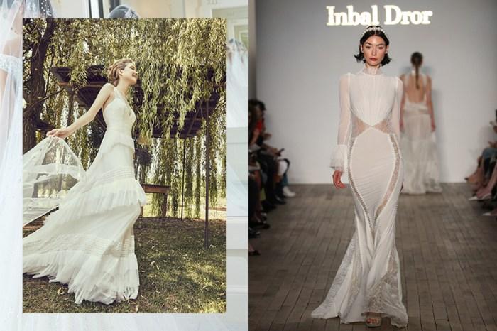 最美的都在這裡!20+ Bridal Fashion Week 你必要留意的婚紗!