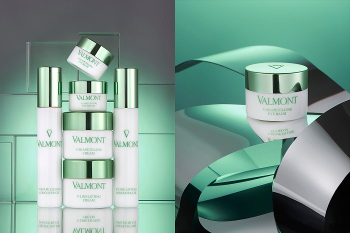 美容達人都愛 Valmont!因為它的抗衰老產品太好用了