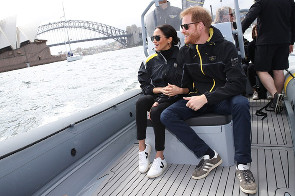 Veja French Sneakers Meghan Markle