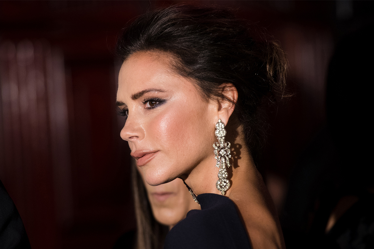 Victoria Beckham Doesn't Want You Wearing This Shoe to a Formal Wedding