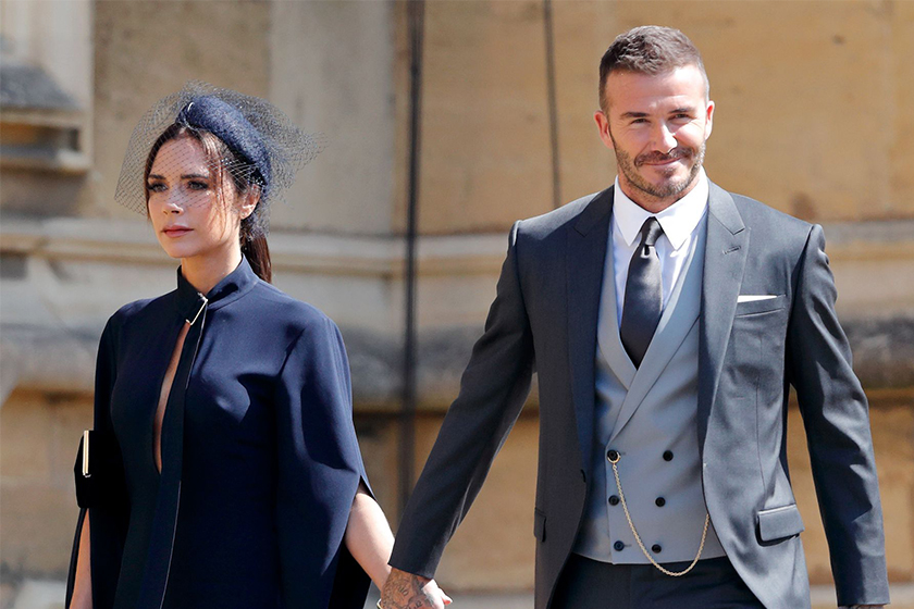 Victoria Beckham cried 2 days husband David claimed marriage hard work