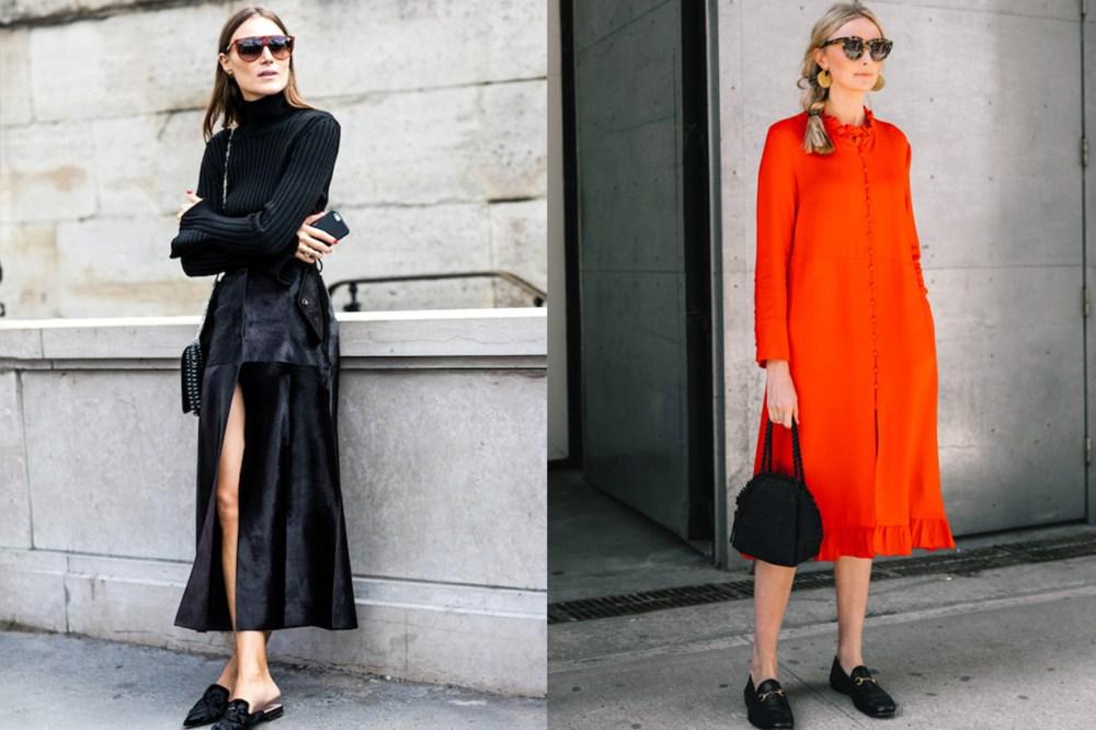 Black VS Orange Street Style