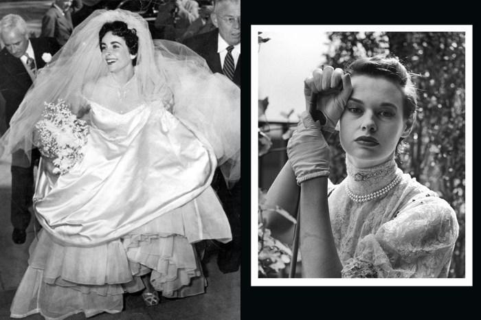 比英國皇室有過之而無不及!美國名門望族的 9 襲奢華古董婚紗