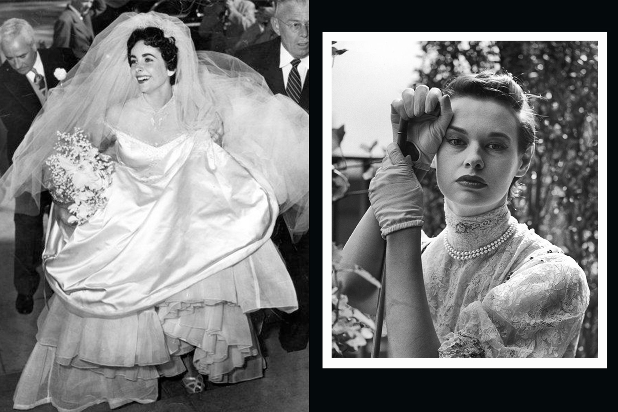 9 Gorgeous Wedding Gowns of America's Wealthiest Families