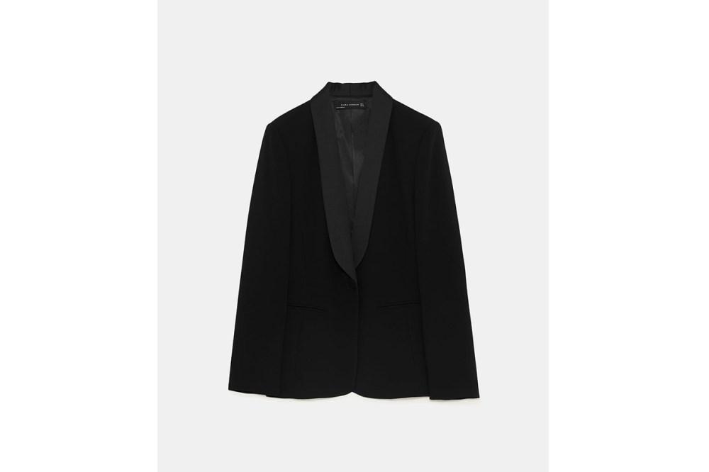 Zara Tuxedo Jacket