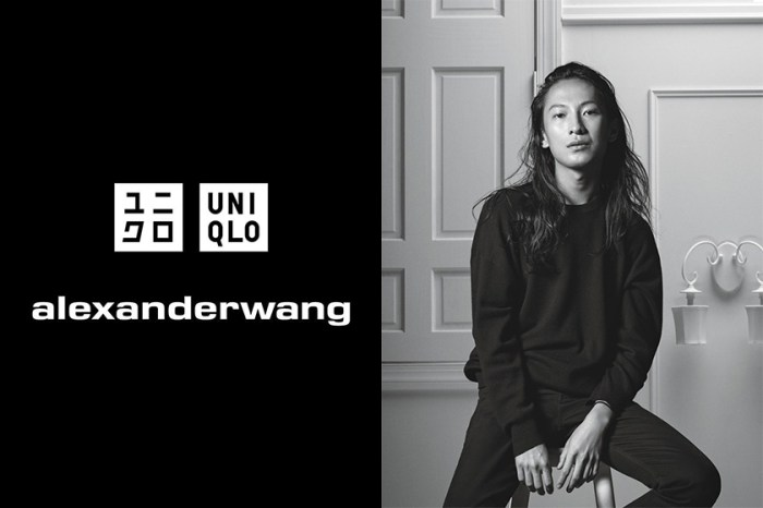 Alexander Wang 突發宣佈聯乘 UNIQLO,親自披露系列詳情!