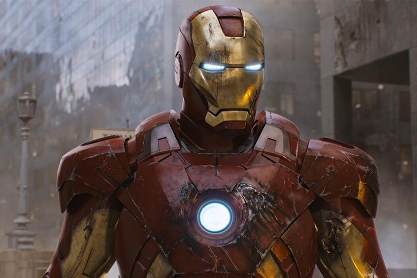 avengers 4 iron man armor concept