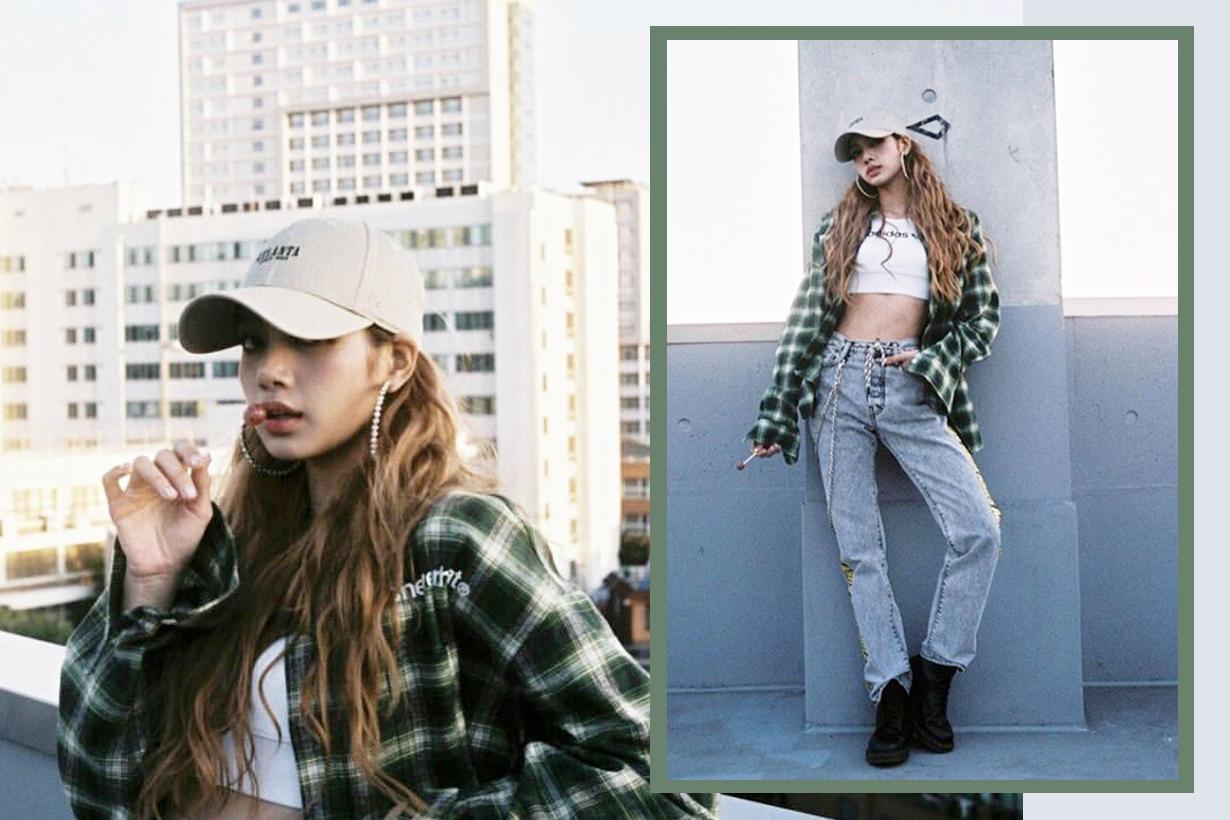 Blackpink Lisa Lalisa Manoban YG Entertainment X Academy Thai Korean Singers Idols Cardi B I LIke It Dance Cover