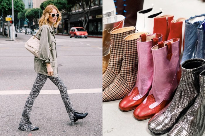 20 款粗低跟靴款推介,讓你舒服時髦地穿一整個秋冬都沒問題!
