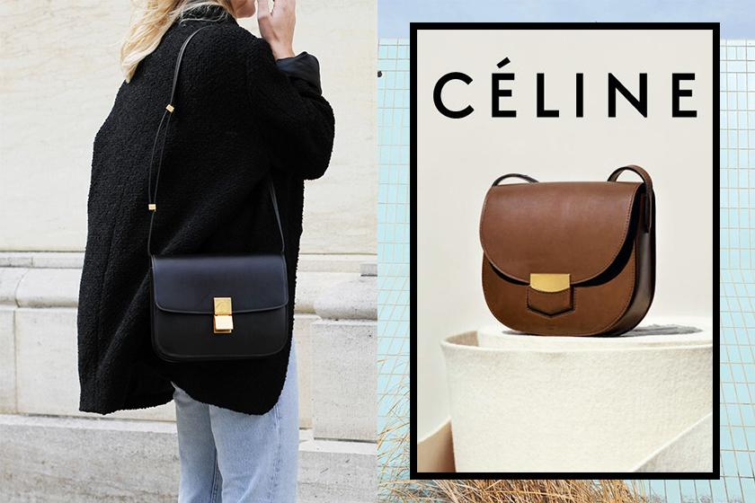 phoebe philo celine handbag design team loewe