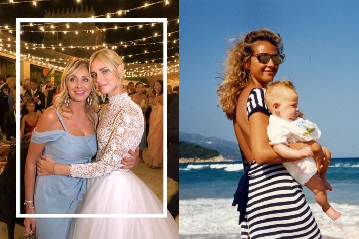 最強博主背後的強大基因:要 60 歲還能如此凍齡,大概就是 Chiara 的媽媽了!