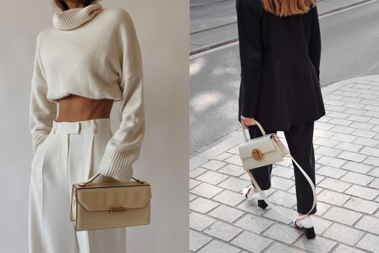 Classic Structured Handbag Trend