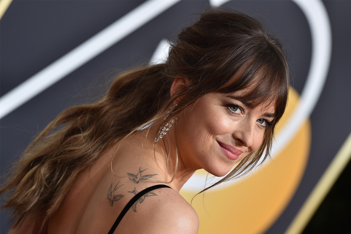 Dakota Johnson Just Instagrammed Her Phone Number For a Great Reason