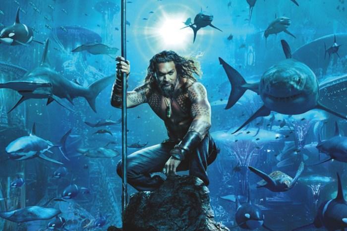 果然是 DC 票房救星!《Aquaman》第二回預告讓影迷們更興奮!