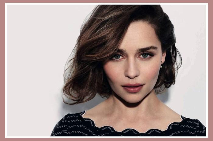 Emilia Clarke 換上幹練短髮,立即由甜美風轉為知性美!