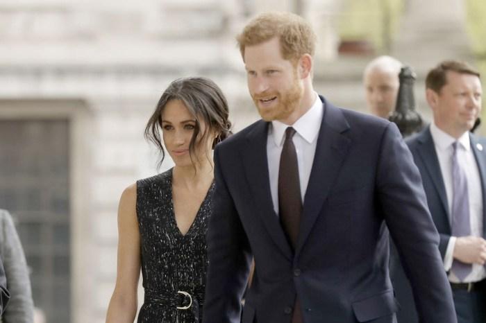 最尷尬的情況發生了:Prince Harry 巧遇前女友,沒想到梅根的反應超大方!