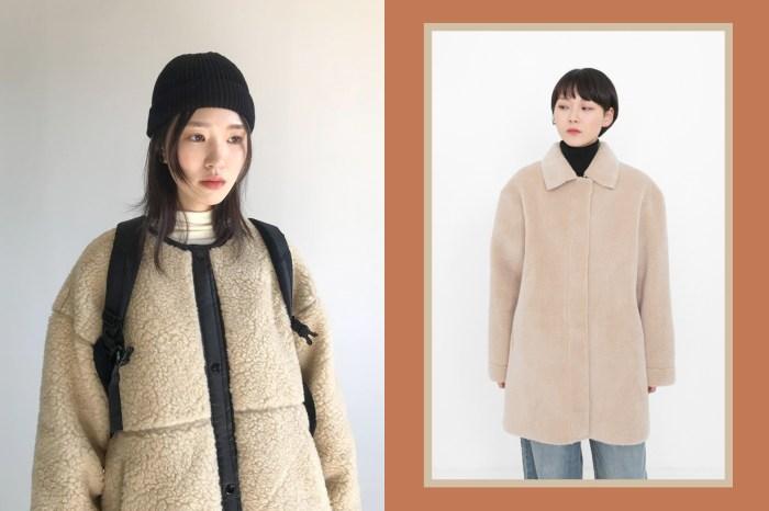 今年冬天必定要擁有一件「毛茸茸外套」,披著棉被出門最幸福!