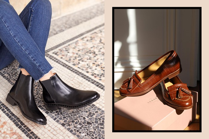 想知道法國女生鞋櫃裡具備甚麼鞋款,看看這個品牌就知道了!