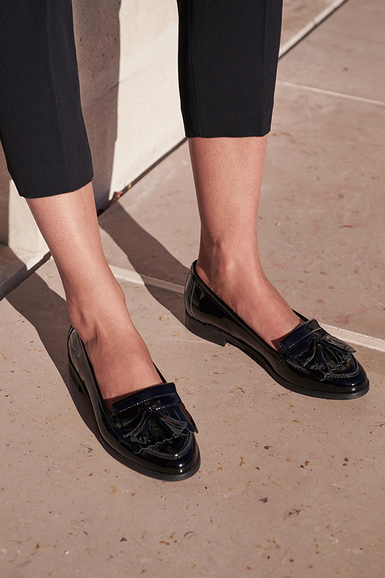 french style shoes sezane