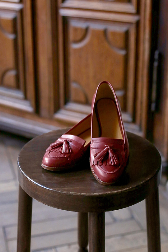french style shoes sezane