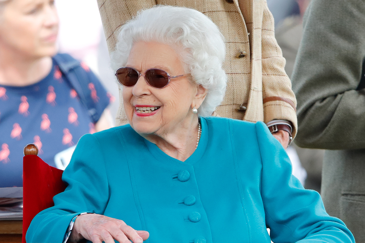 Queen Elizabeth II Funny unexpected quotes Princess Margaret  Everly Brothers  niagara falls Princess Michael of Kent