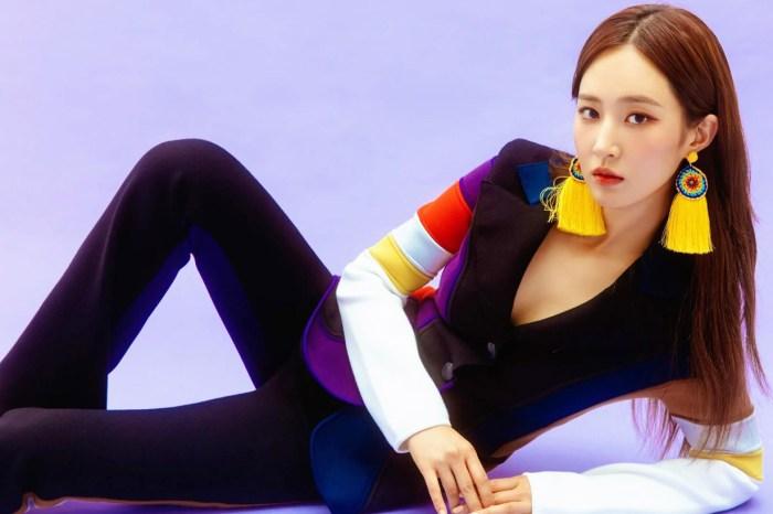 真正傻大姐無誤!少時 Yuri 把裙子穿反了,竟然在網上主動自首?