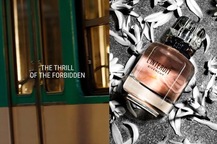 Givenchy 經典「禁忌」再現!全新 L'INTERDIT 香水撼動你追求自由的慾望