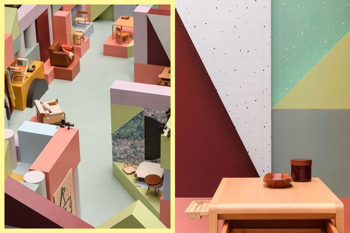 台北出現了大型積木遊樂場,原來是 Hermès 的期間限定藝術展!