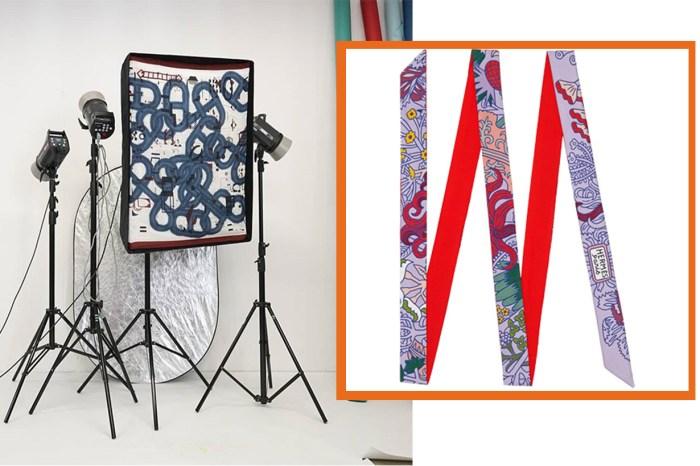 學懂欣賞愛馬仕絲巾!5 個Hermès Twillon 絲巾小知識