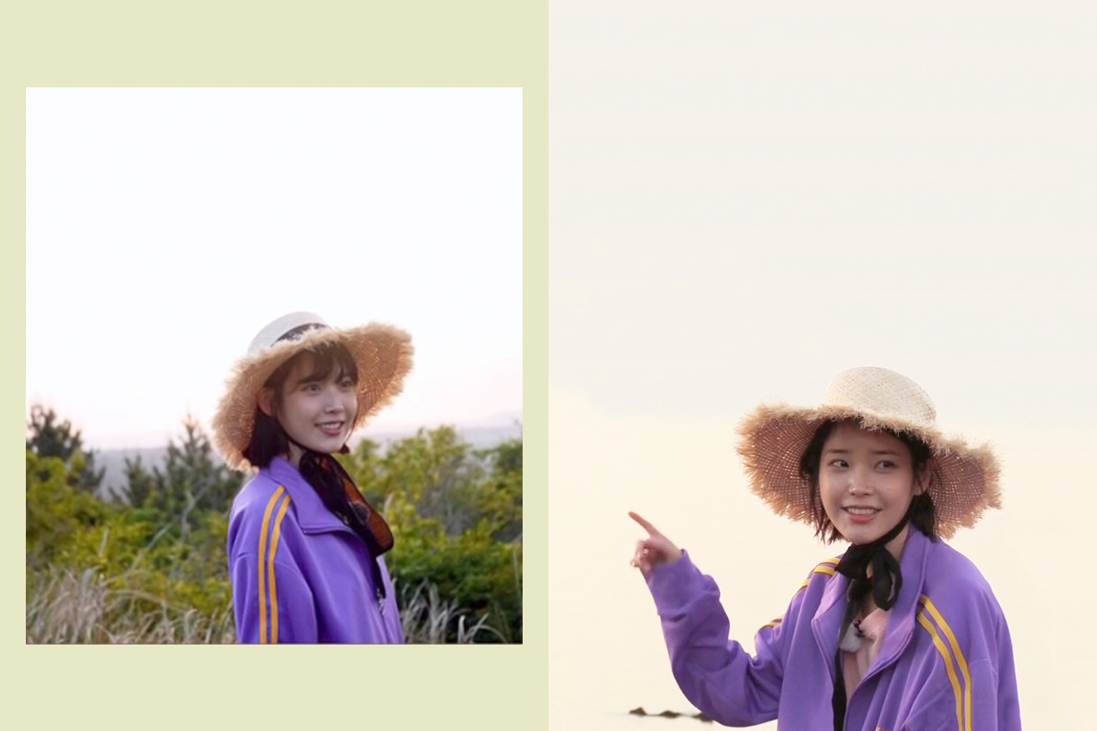 Hyori's Homestay IU Lee Ji Eun Korean Singer Idols K Pop 10th Anniversary Busan Concerts Instagram Post Conversation