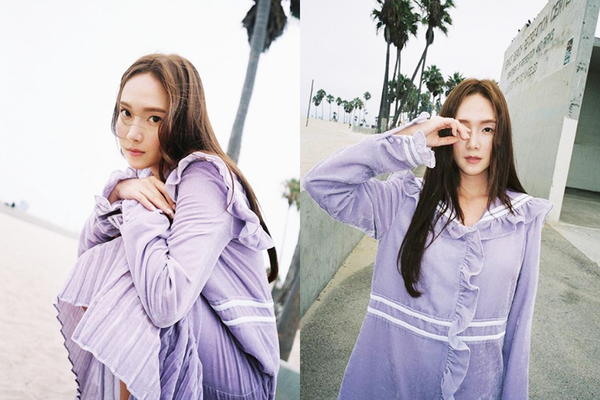 Jessica Jung Tyler Kwon Marriage plan Taiwan Concert BLANC & ECLARE Coridel Entertainment K Pop Korean Idols