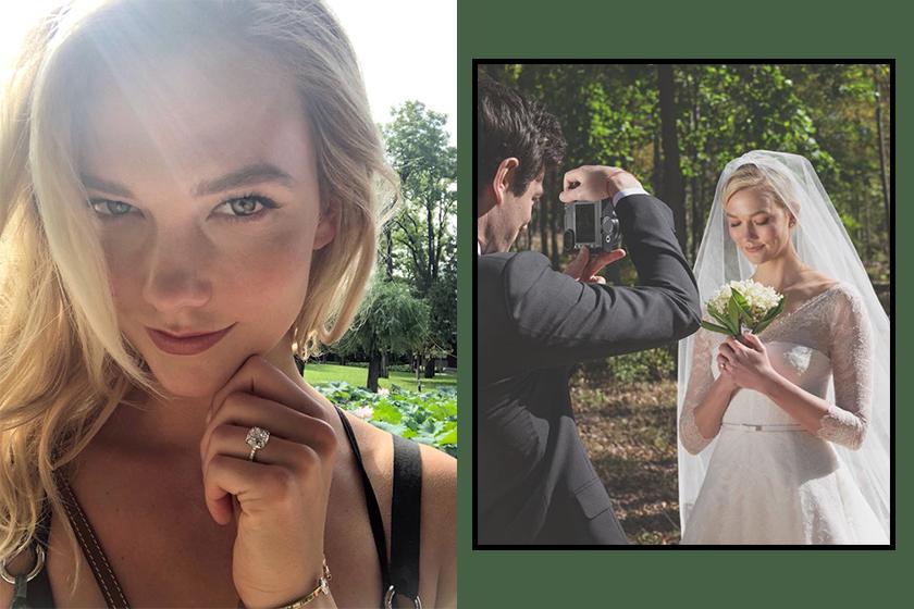 karlie kloss wedding honeymoon photos