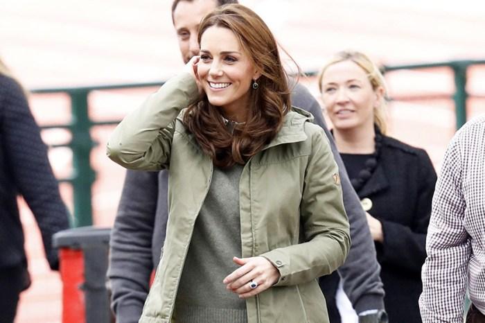 買得精明,也穿得珍惜:親民王妃凱特這條 Zara 牛仔褲已經穿了 3 年!