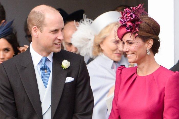 凱特王妃與威廉王子大大力放閃!在尤金妮公主婚禮的甜互動讓外媒傻眼