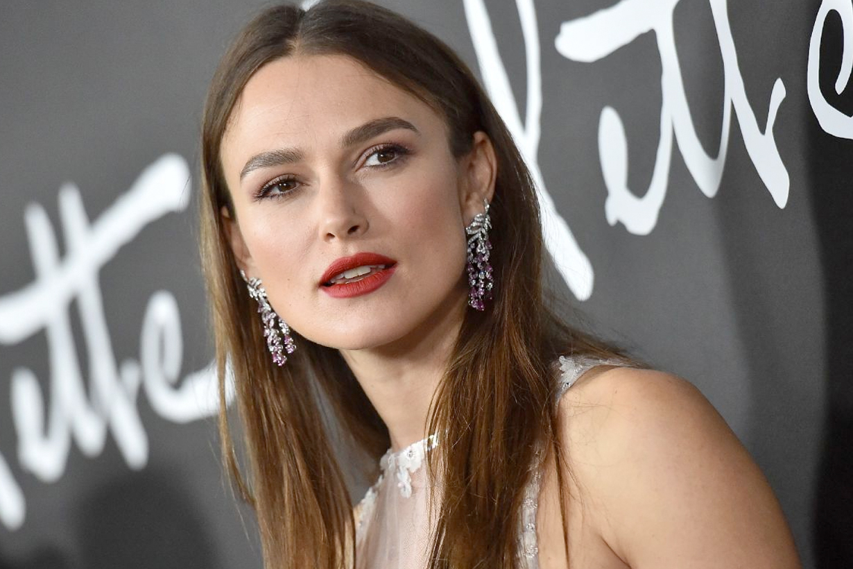 Keira Knightley criticized kate middleton royal tradition