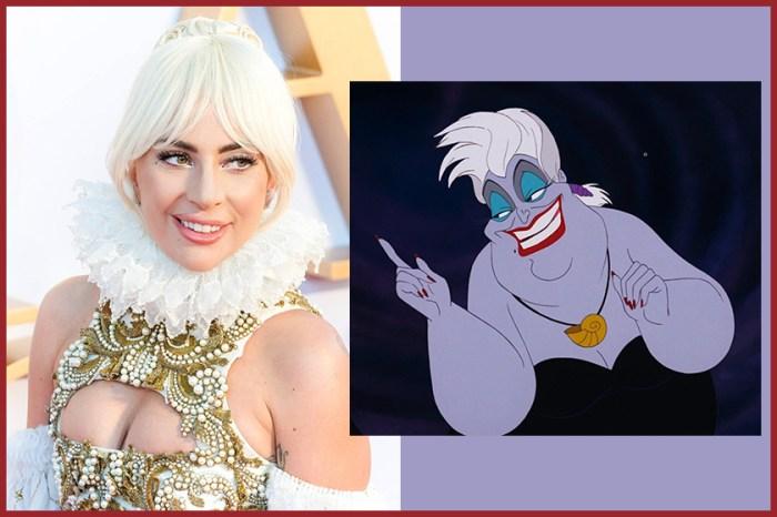 Lady Gaga 當反派了!她將加入《小魚仙》真人版電影出演「烏蘇拉」一角?