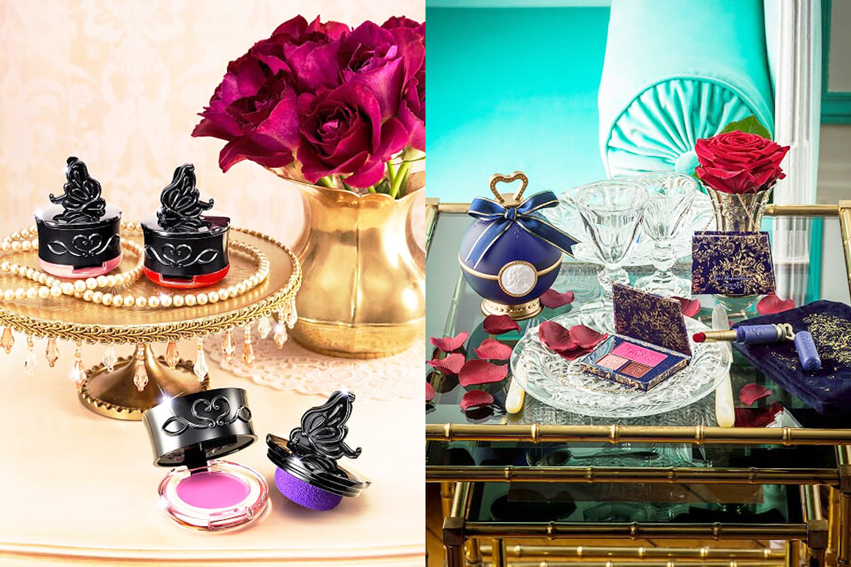 Les Merveilleuses LADURÉE 2018 Holiday Collection Anna sui anniversary parade fall winter collection
